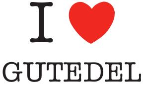 I Love Gutedel Logo